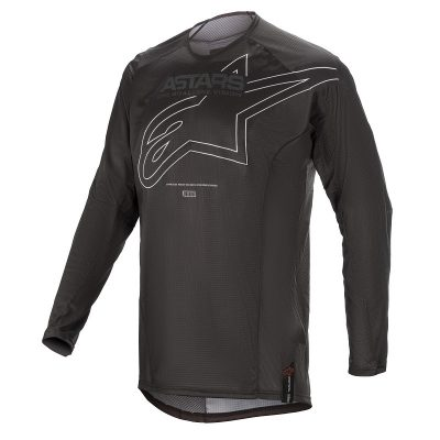 Блуза ALPINESTARS Techstar Phantom Black/White