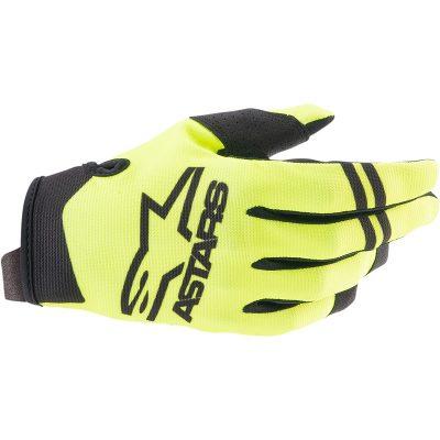 Ръкавици ALPINESTARS Radar Yellow Fluo/Black