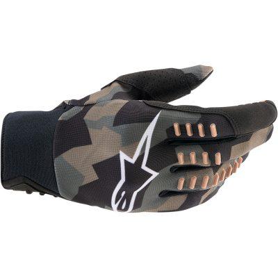 Ръкавици ALPINESTARS SMX-E Black Camo Sand