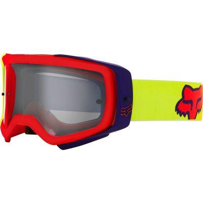 Очила FOX Air Space 2 Voke PC Fluo Yellow