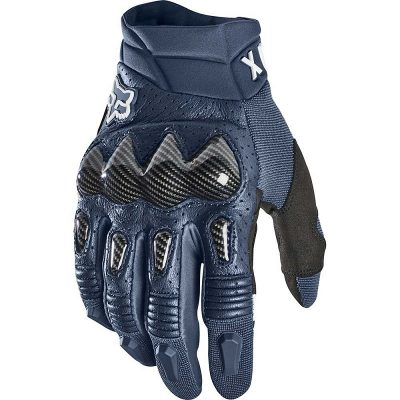 Ръкавици FOX Bomber Blue Steel