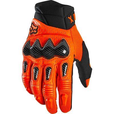 Ръкавици FOX Bomber Fluo Orange