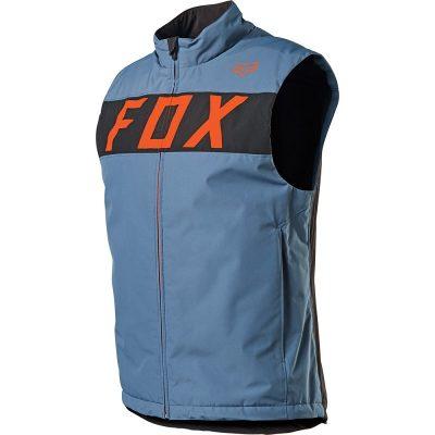 Елек FOX Legion Wind Vest Blue Steel