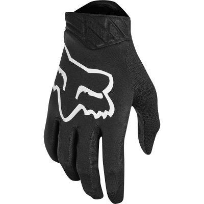 Ръкавици FOX Airline Black