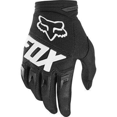 Ръкавици FOX Dirtpaw Black/White