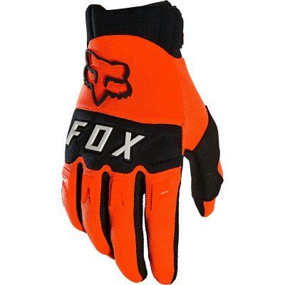 Ръкавици FOX Dirtpaw Fluo Orange