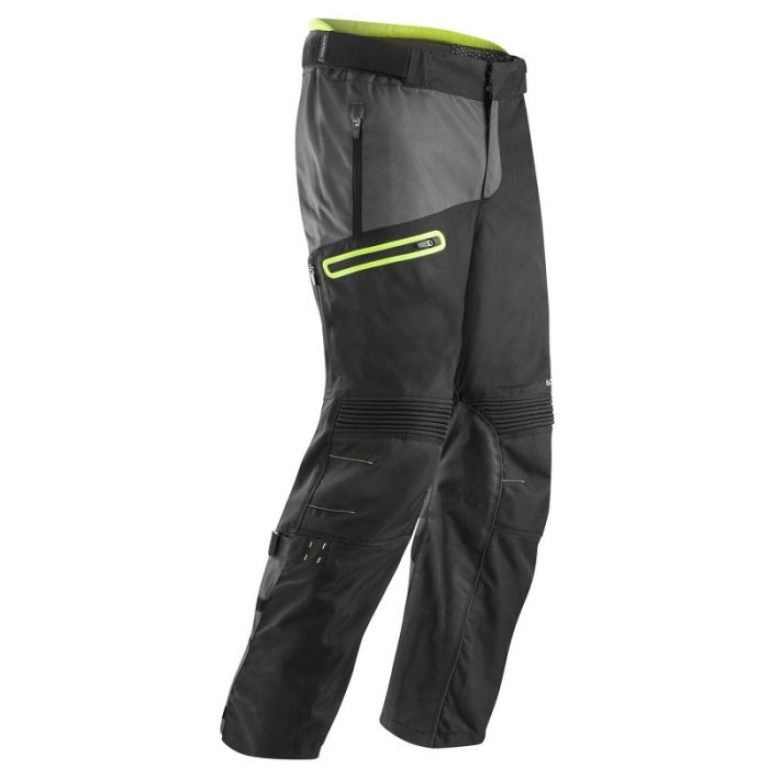 Панталон Acerbis Enduro One Baggy Black/Yellow Fluo
