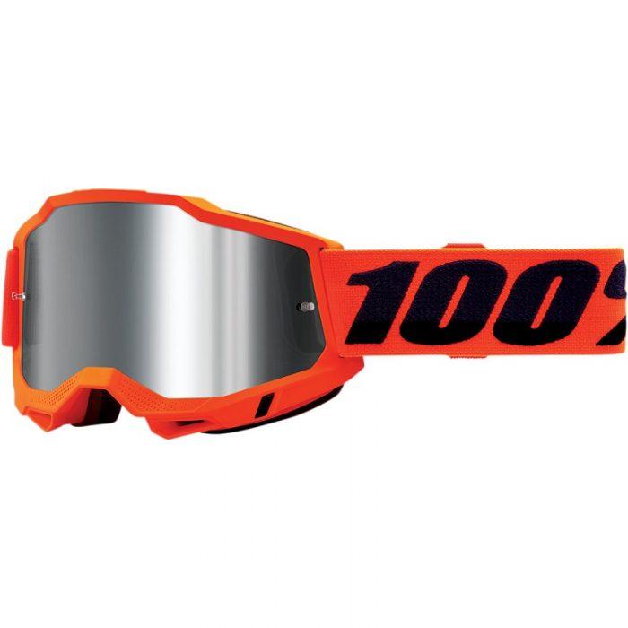 Очила 100% Accuri 2 Neon Orange