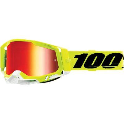 Очила 100% Racecraft 2 Yellow