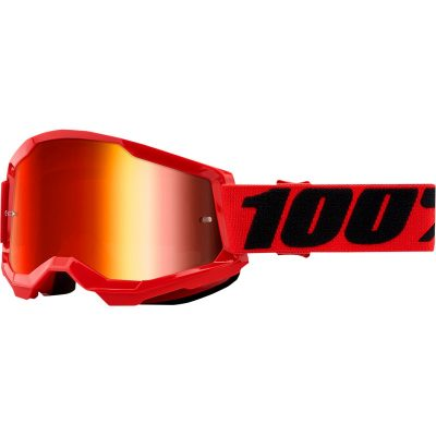 Очила 100% Strata 2 Red