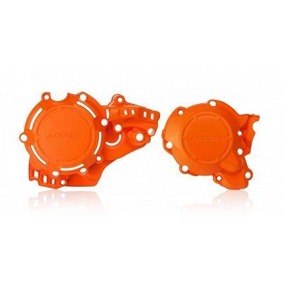 ACERBIS X-Power Протектори Двигател KTM Оранжеви