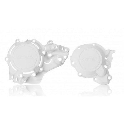 ACERBIS X-Power Протектори Двигател Husqvarna Бели