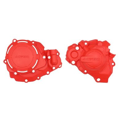 ACERBIS X-Power Протектори Двигател Honda Червени