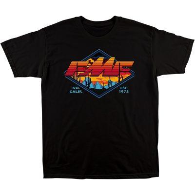 Тениска FMF Desert Daze Черна