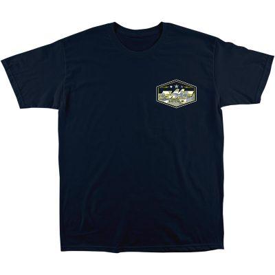 Тениска FMF Invisible Синя