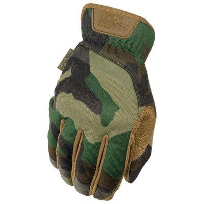 Ръкавици Mechanix Fastfit Камофлаж
