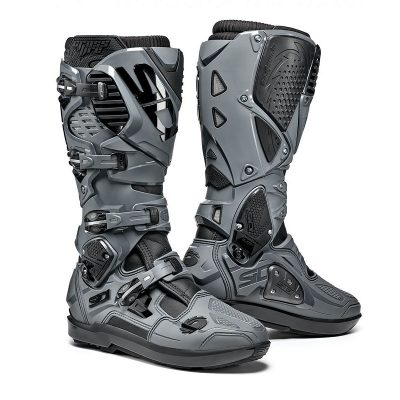 Ботуши SIDI Crossfire 3 SRS Black/Grey Limited