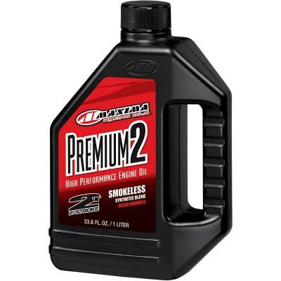 Двигателно Двутактово Масло MAXIMA Premium 2