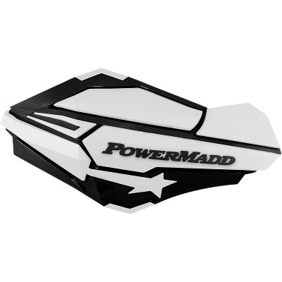 Гардове за Ръце POWERMADD Sentinel Polaris White/Black