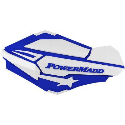 Гардове за Ръце POWERMADD Sentinel Blue/White