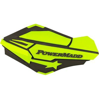 Гардове за Ръце POWERMADD Sentinel Charcoal/Hi-Viz