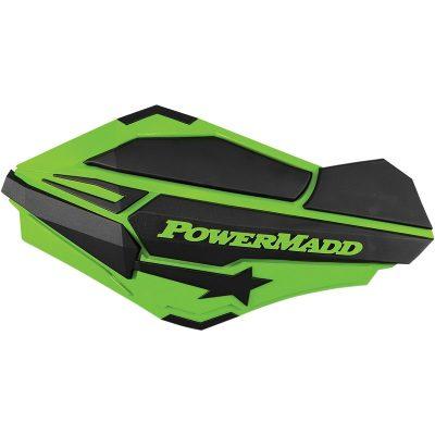 Гардове за Ръце POWERMADD Sentinel Green/Black