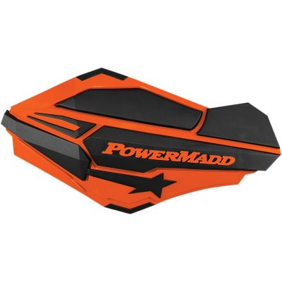 Гардове за Ръце POWERMADD Sentinel Orange/Black