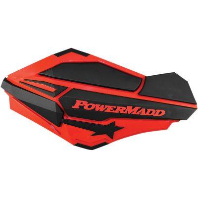 Гардове за Ръце POWERMADD Sentinel Polaris Red/Black