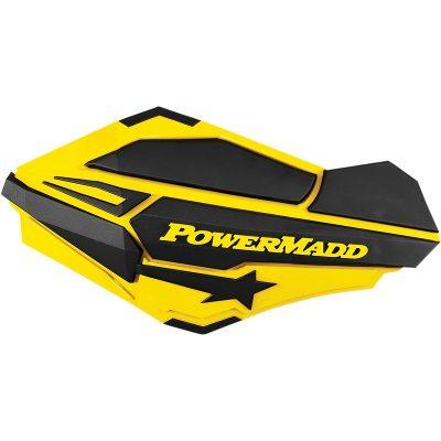 Гардове за Ръце POWERMADD Sentinel Yellow/Black