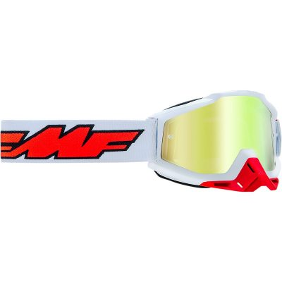 Очила FMF Powerbomb Rocket White