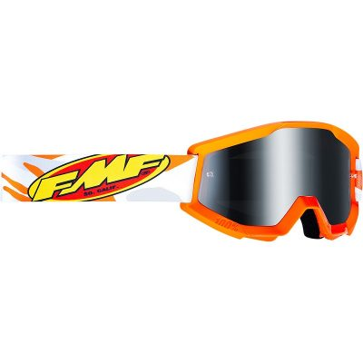 Очила FMF Powercore Assault Grey