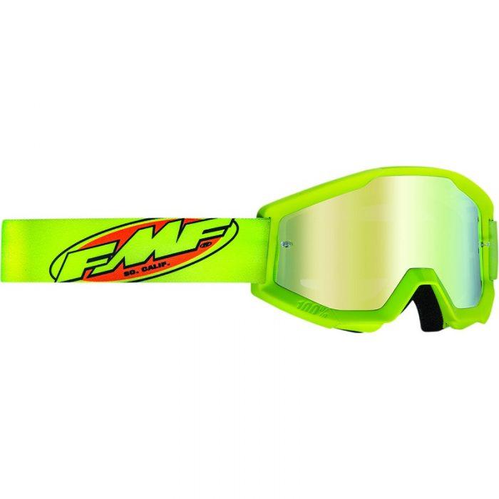 Очила FMF Powercore Core Yellow