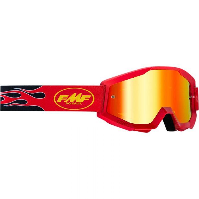 Очила FMF Powercore Flame Red