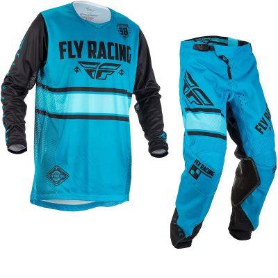 Екип FLY Racing Kinetic Era Blue Black