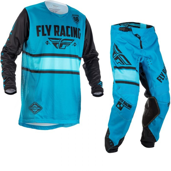 Екип FLY Racing Kinetic Era Blue Black