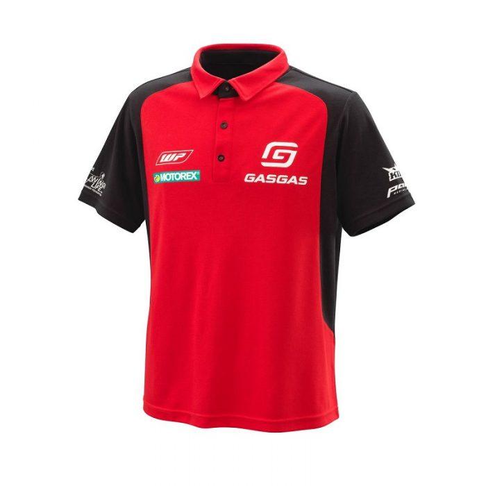 Тениска GAS GAS Replica Team Polo
