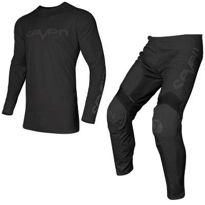 Екип Seven Vox Staple Black