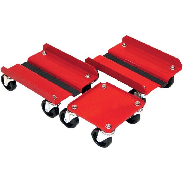 SUPER CADDY Pro Червени