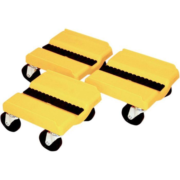 SUPER CADDY Super Sport Жълти