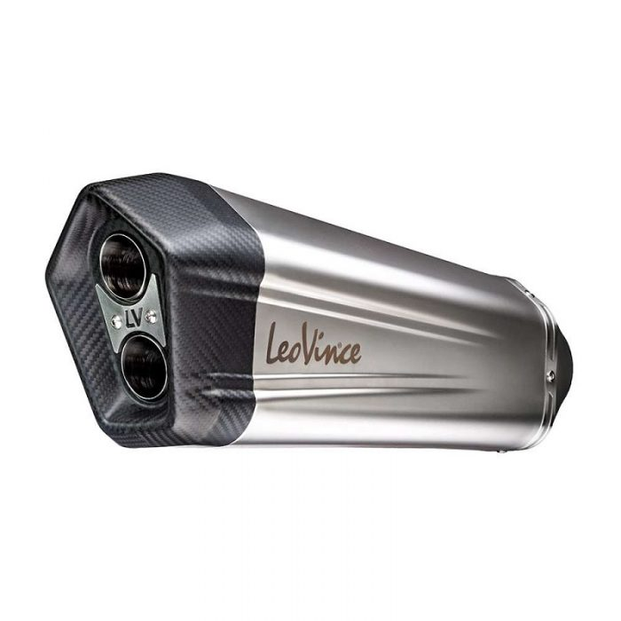 Leo Vince LV-12 Stainless Steel exhaust