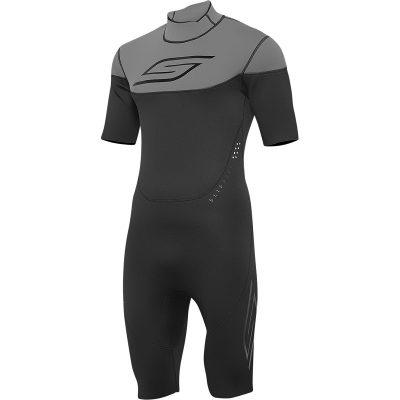 Неопрен Slippery Breaker Spring Suit Черен