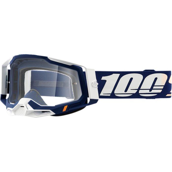 Очила 100% Racecraft 2 Concordia с прозрачна плака
