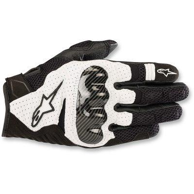 Ръкавици ALPINESTARS SMX-1 Air v2 White