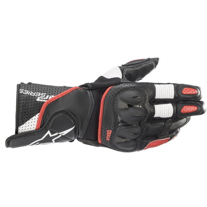 Ръкавици ALPINESTARS SP-2 v3 Black/White/Red