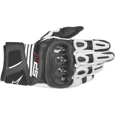 Ръкавици ALPINESTARS SPX AC v2 Black/White