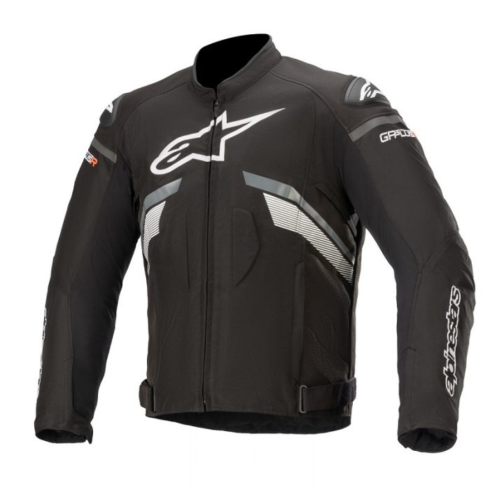 Яке Alpinestars T-GP Plus R v3 Black/Grey/White