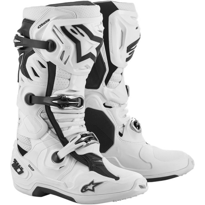 Ботуши ALPINESTARS Tech 10 Supervented White