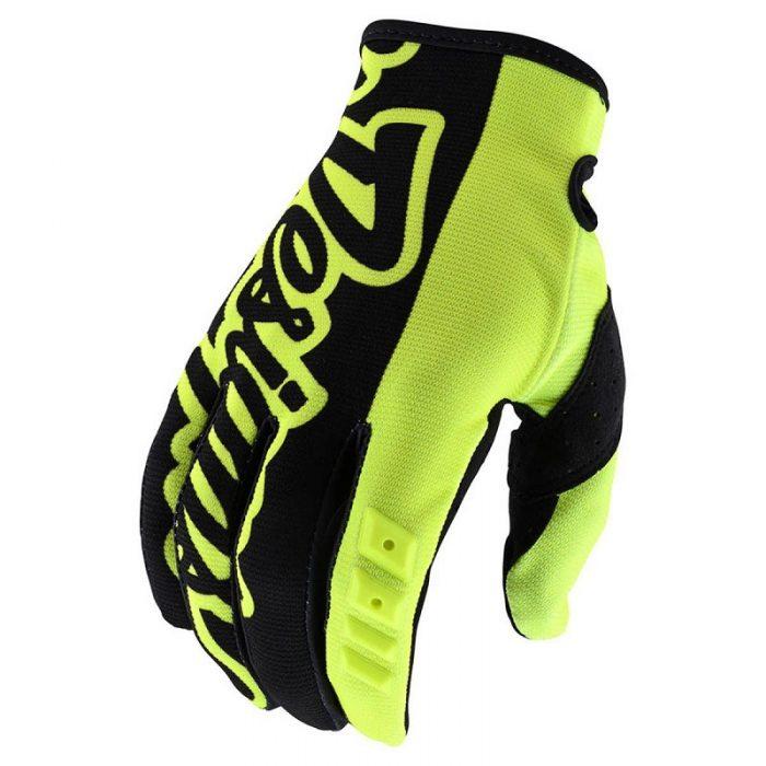Ръкавици Troy Lee Designs GP Flo Yellow