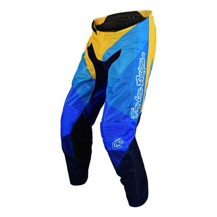 Панталон Troy Lee Designs GP Air Jet Yellow/Blue