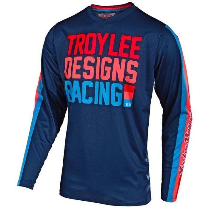 Блуза Troy Lee Designs GP Air Premix 86